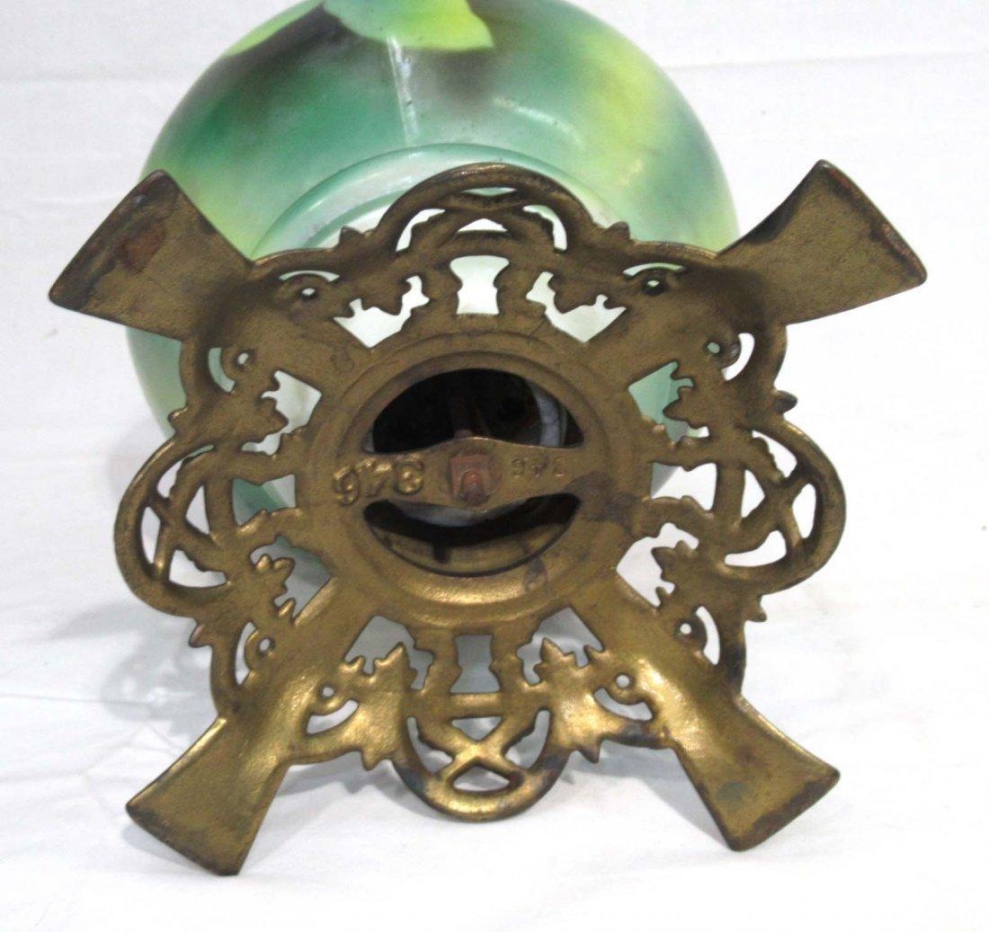 H.P. GWTW Oil Lamp - 3