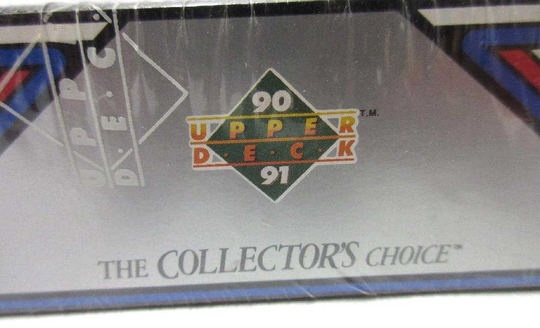 3 Boxes 1988, 90, & 91 Hockey Cards - 3