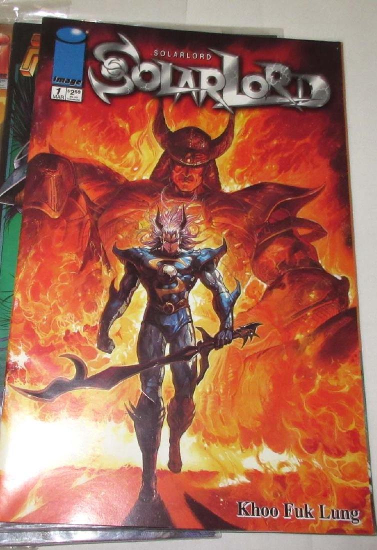 Lot of 20 Mint Unread Comic Books - 2