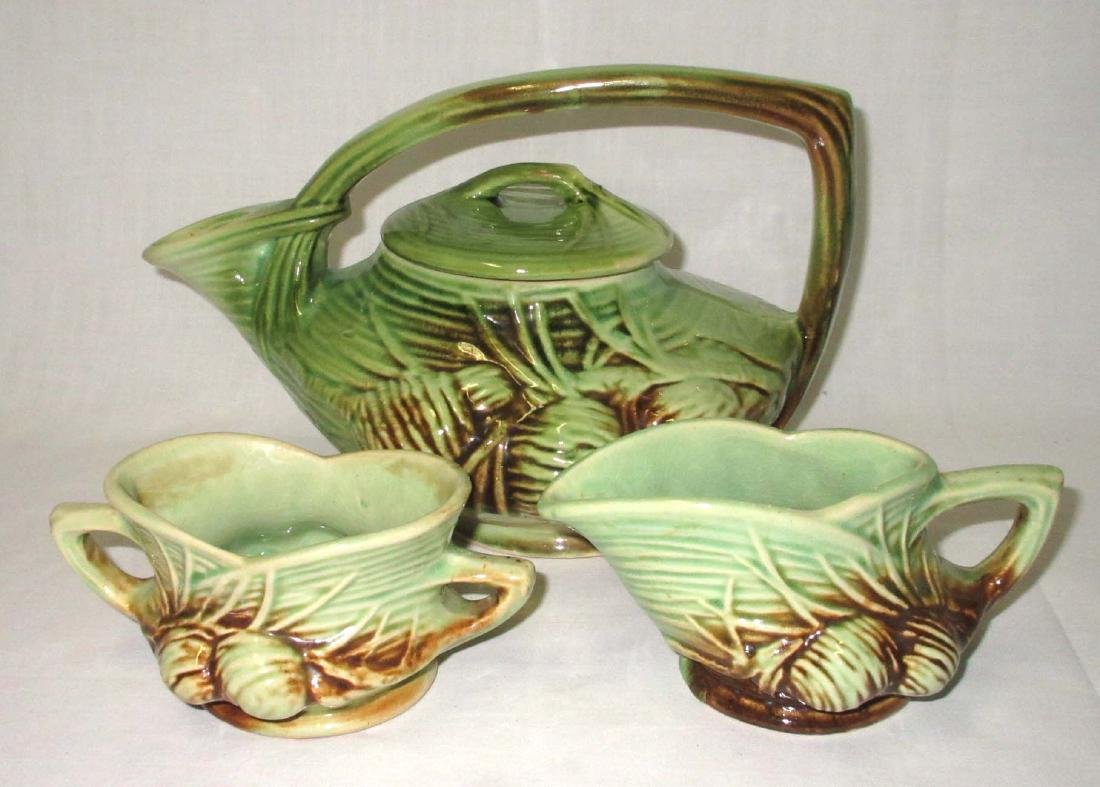 3pc McCoy Tea Set