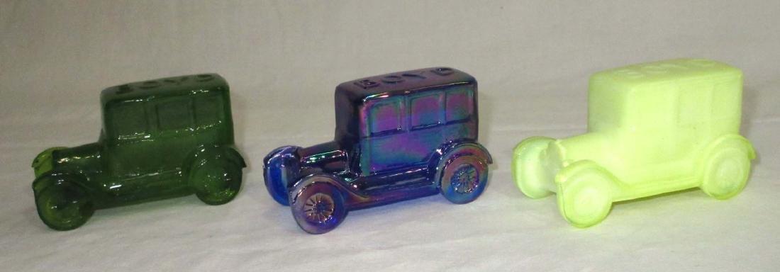 3 Boyd Glass Cars - 2