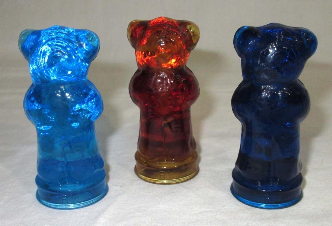 3 Boyd Glass Bears - 2
