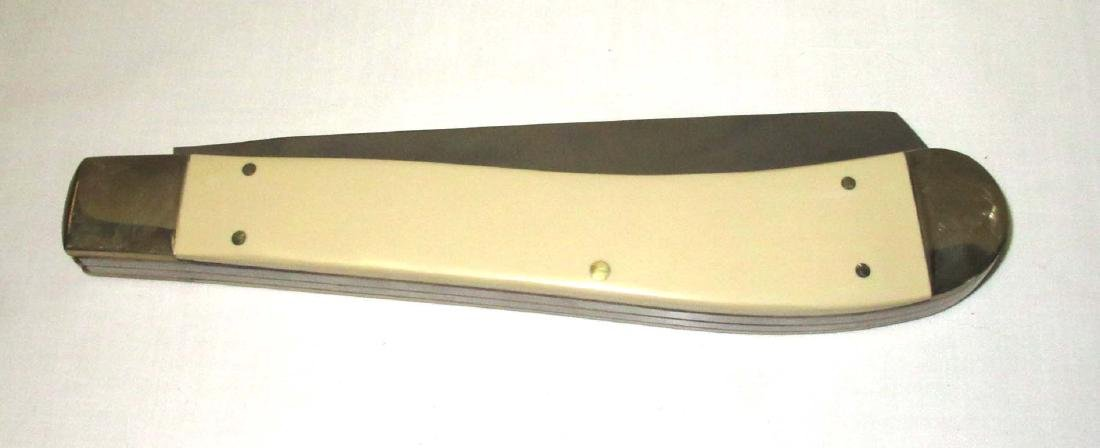 """8 1/4"""" Store Display Mdl. Schrade Old Timer KY Rifle - 2"""