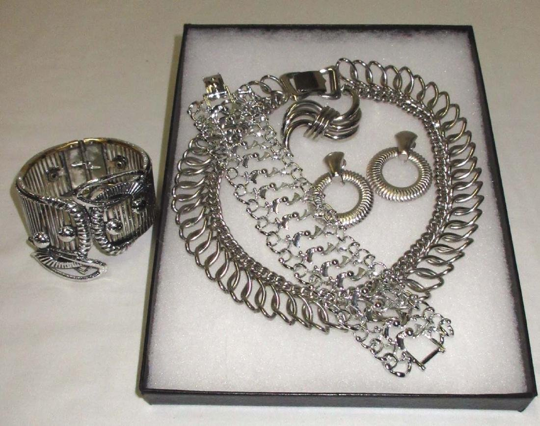 Industrial Style 5pc Jewelry Collection