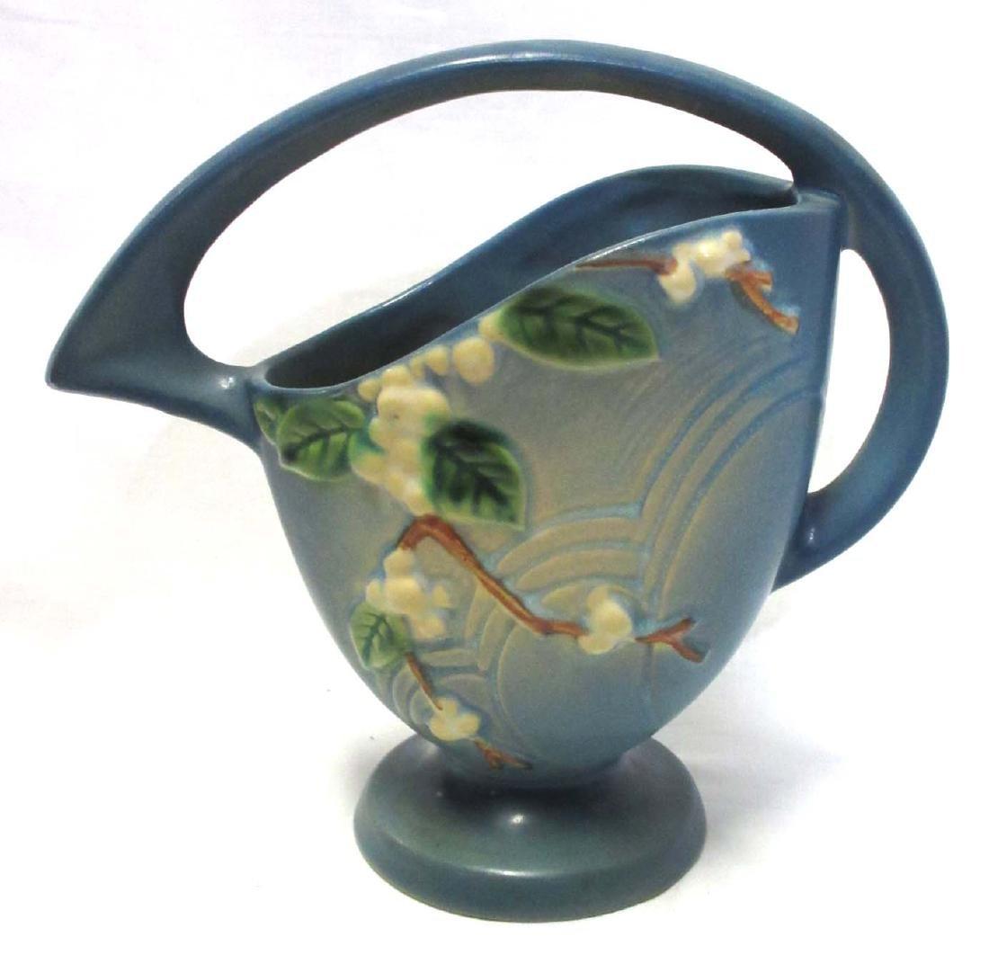 Roseville Pottery Basket 1BK-8
