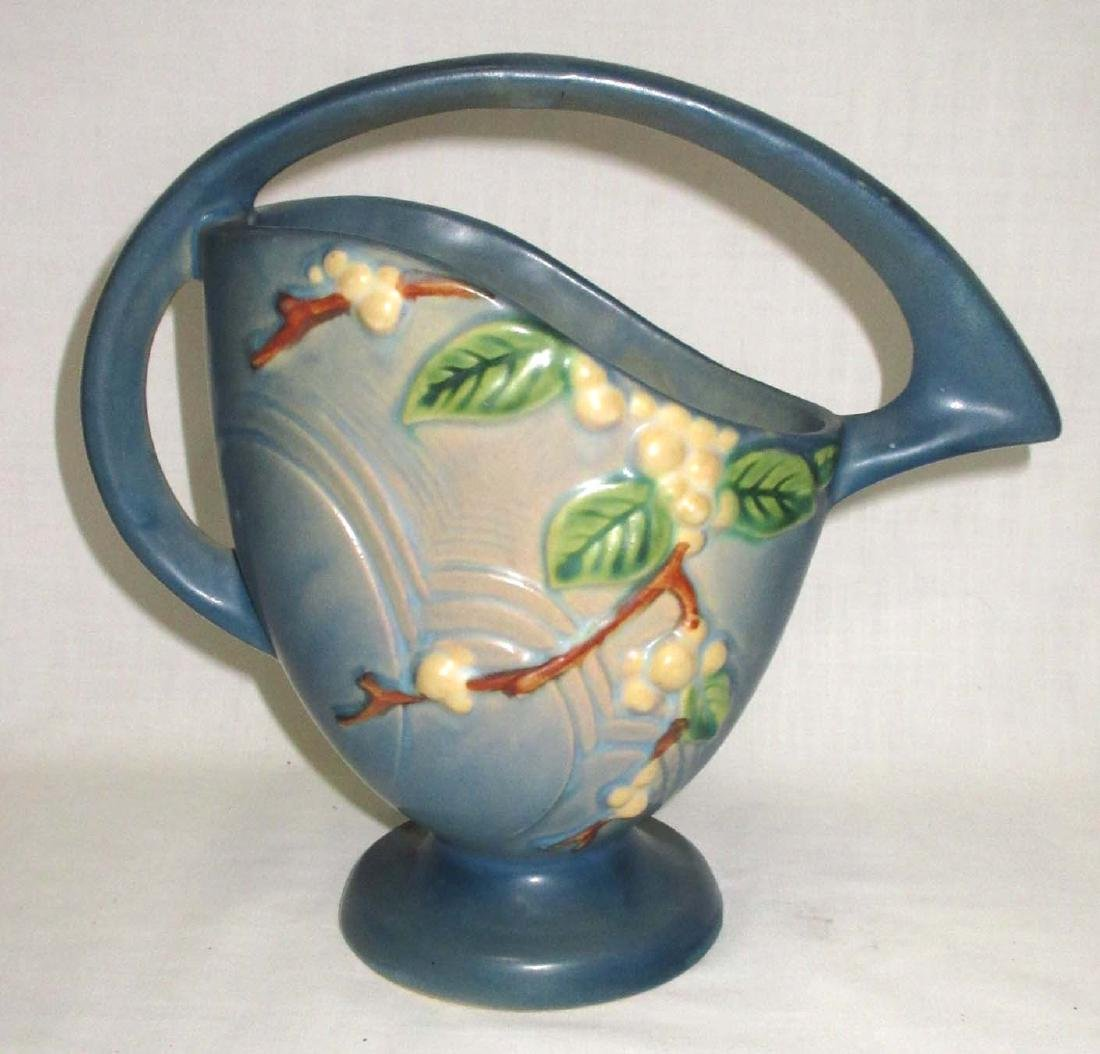 Roseville Pottery Basket 1BK-8 - 2
