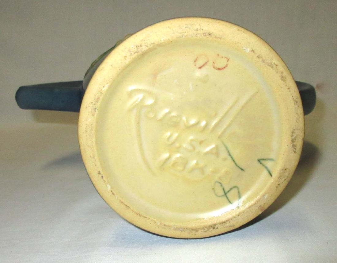 Roseville Pottery Basket 1BK-8 - 3