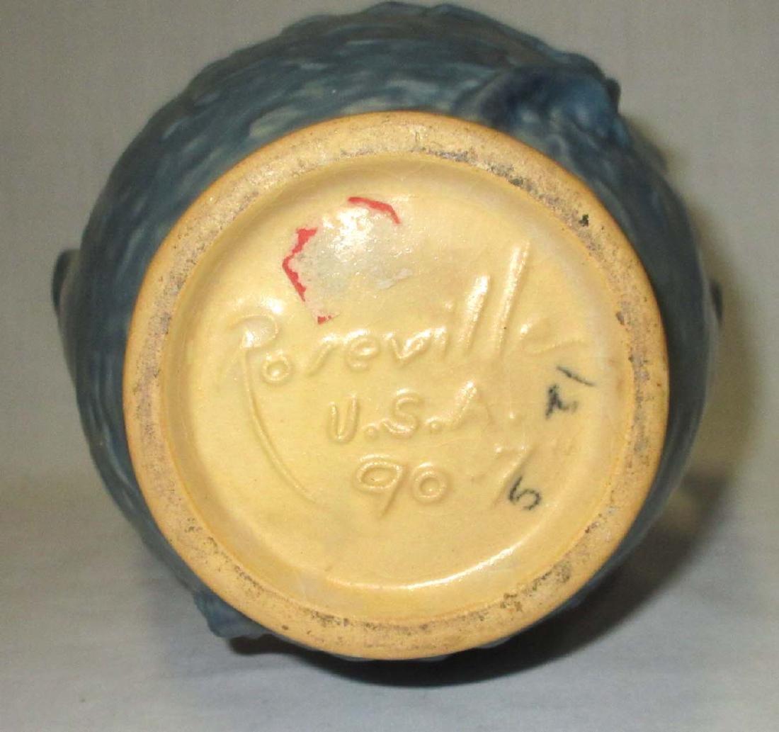 Roseville Pottery Vase 90-7 - 3