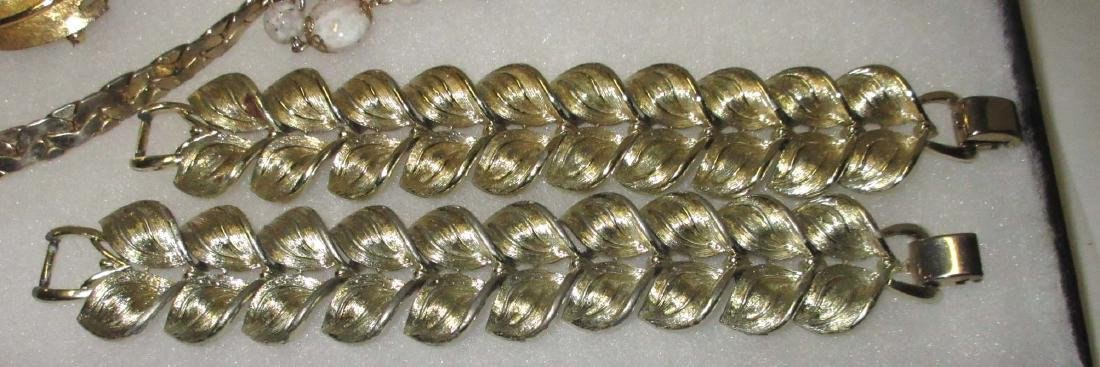 "10pc. Goldtone ""Coro"" Jewelry Collection - 4"