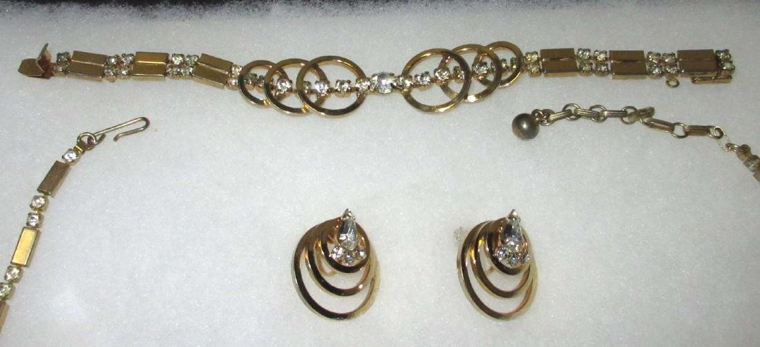Un-Signed Quality Necklace 3pc. Set - 2