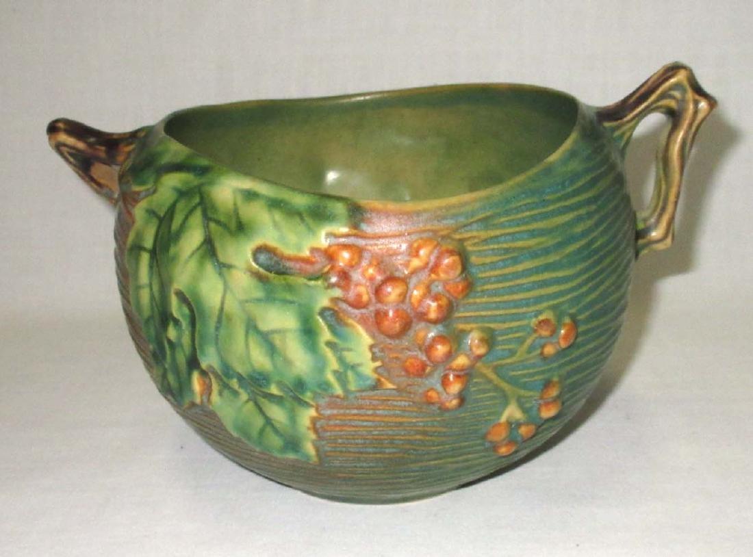 Roseville Pottery Vase 411-4