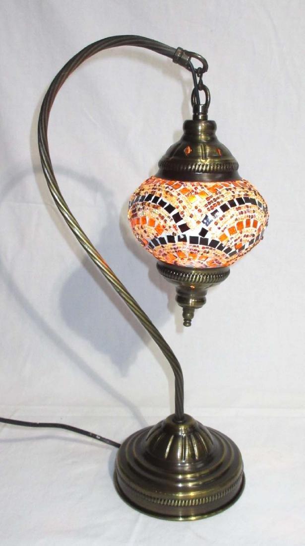 Table Lamp w/ Mosaic Shade