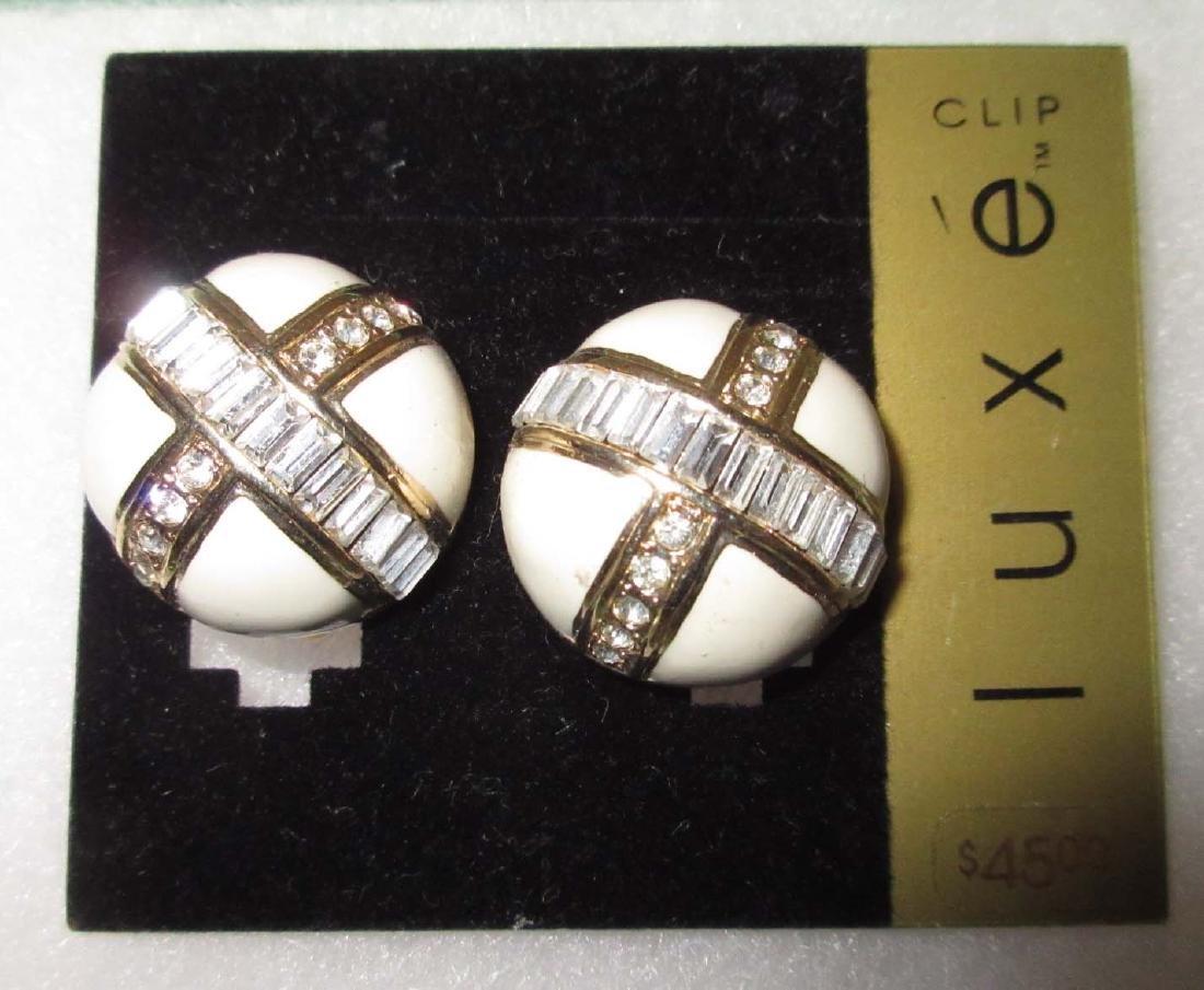 """""""LUXE"""" - Roman N.O.S. Bracelet & Earrings N.O.S. - 2"""