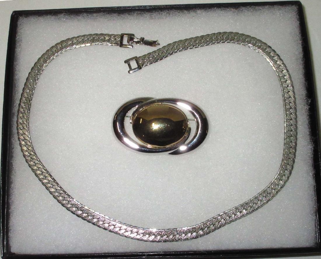 "2 pc. ""MONET"" Jewelry in Monet Box"