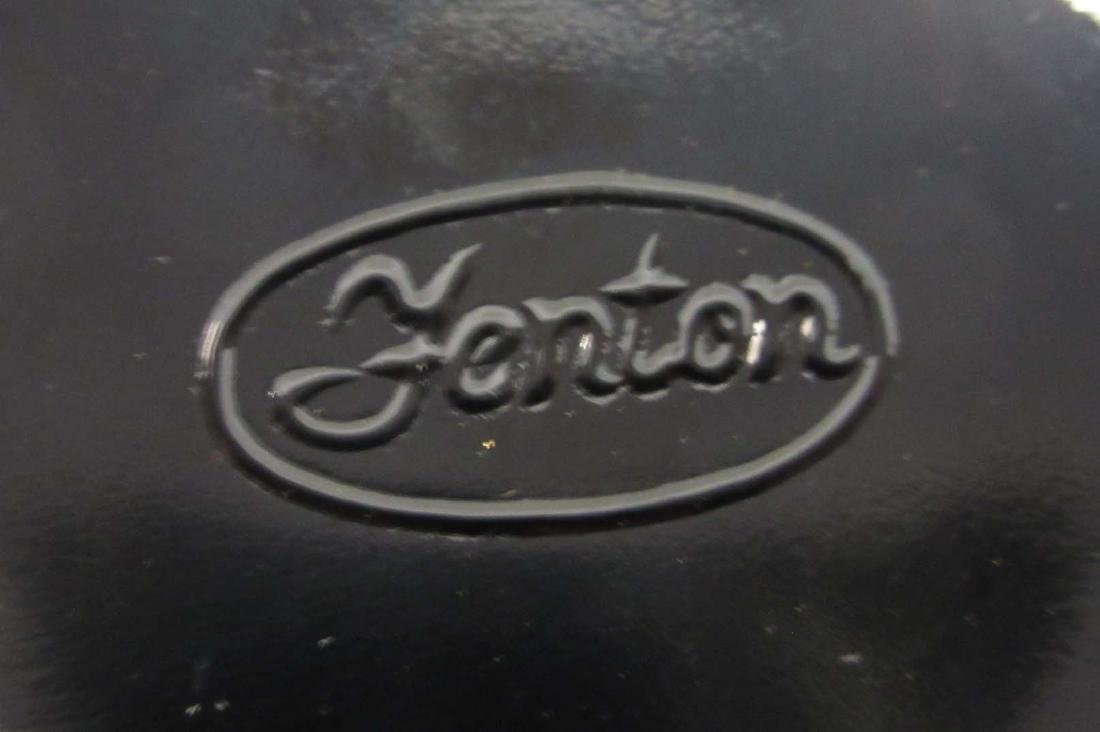 "Fenton Carnival Glass Bowl ""Holly Springs"" - 4"