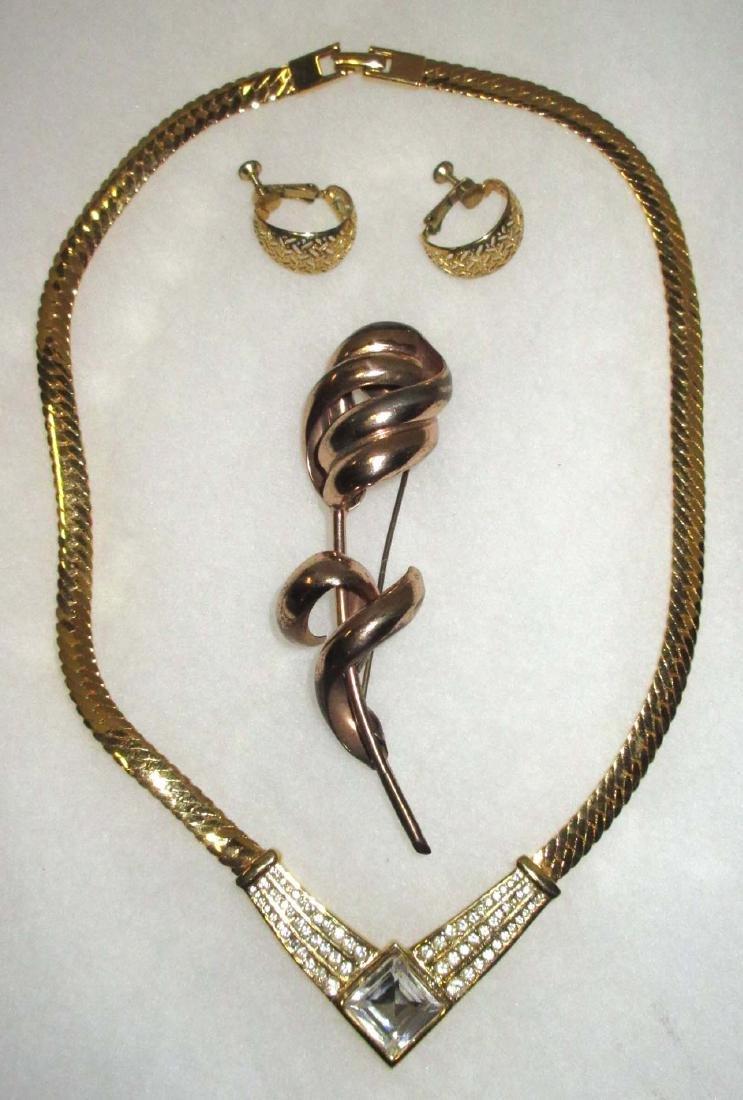 "3 pc. ""Napier"" Jewelry"