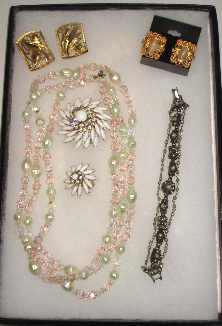 """Judy Lee"" 5pc Pretty Jewelry Coll."