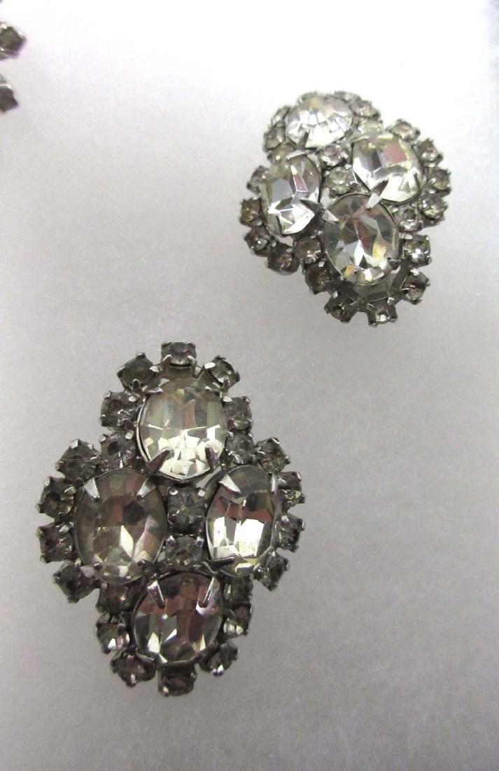 """""""Krammer"""" 3pc Earrings - 3"""