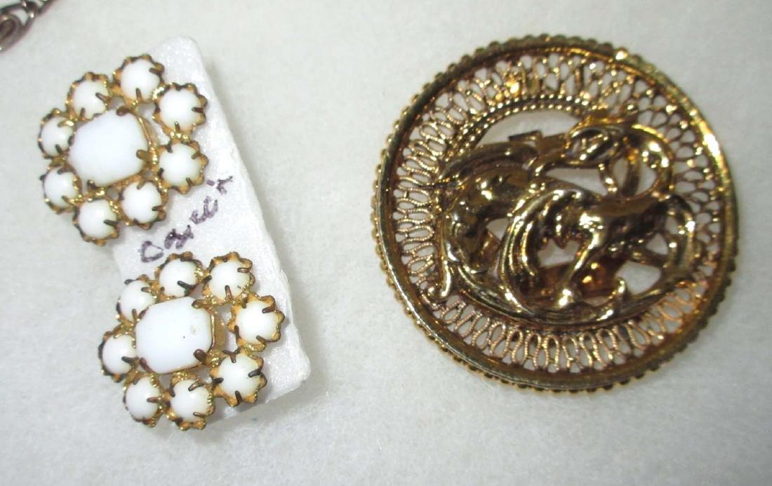 Art, Star, Marvella, Czechoslovakia 6pc Jewelry - 2