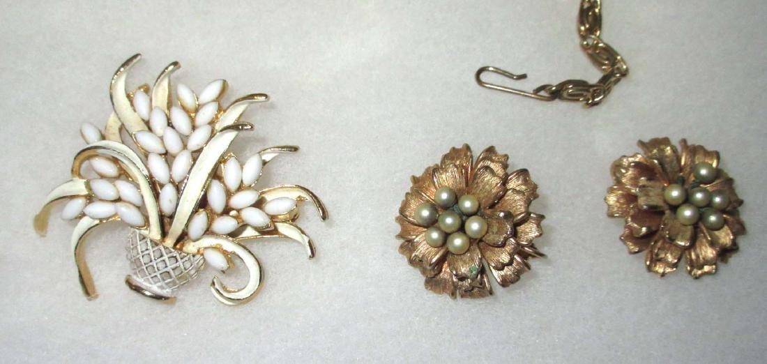 Art, Star, Marvella, Czechoslovakia 6pc Jewelry - 3