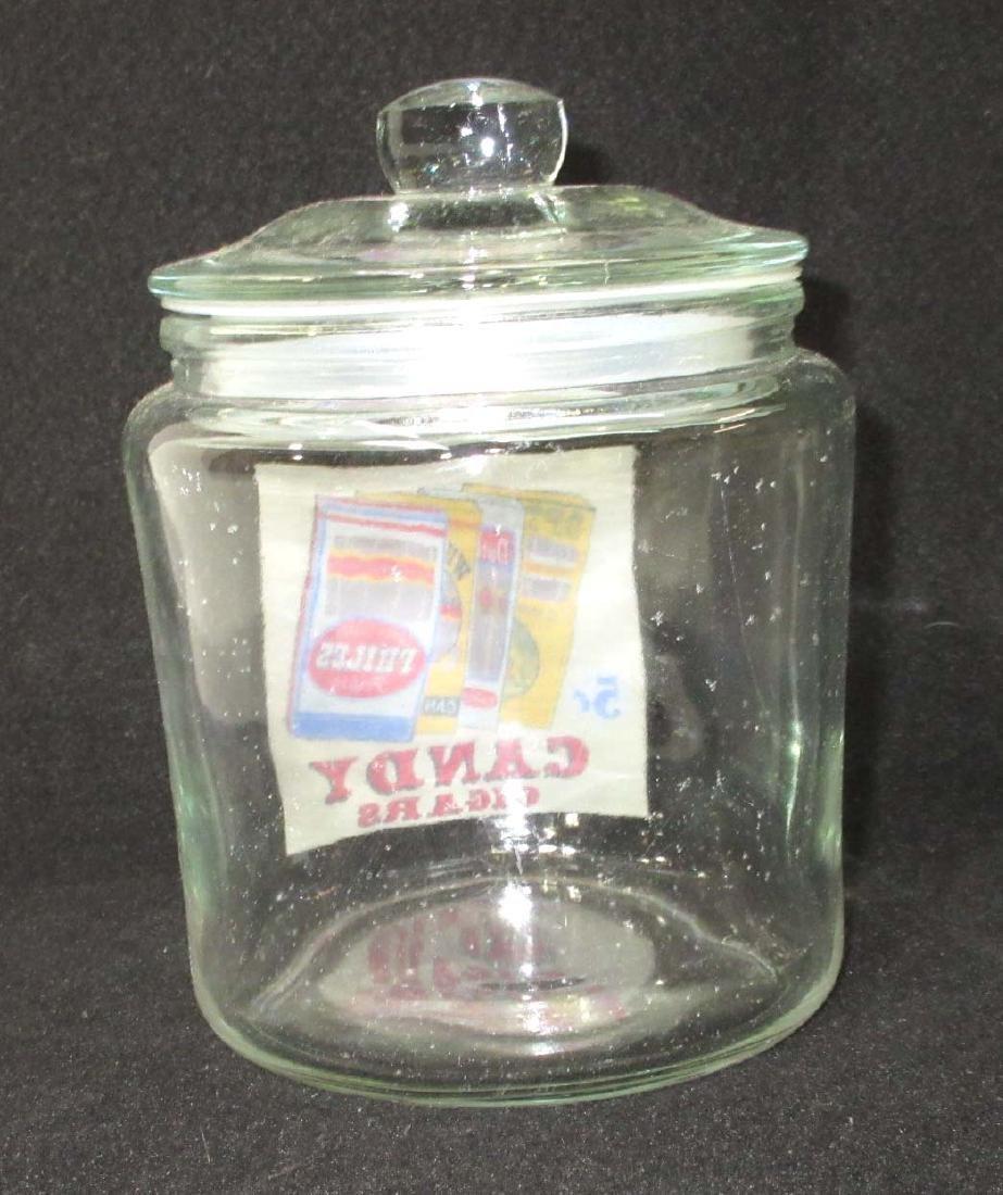 Modern Candy Cigars Jar - 2