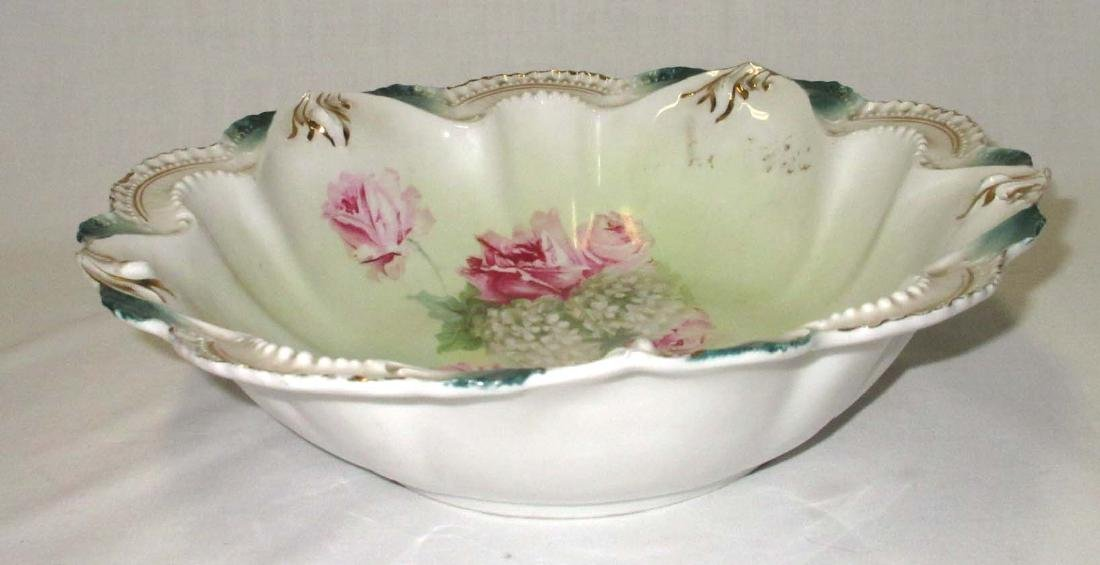 RS Prussia Red Mark Bowl - 2