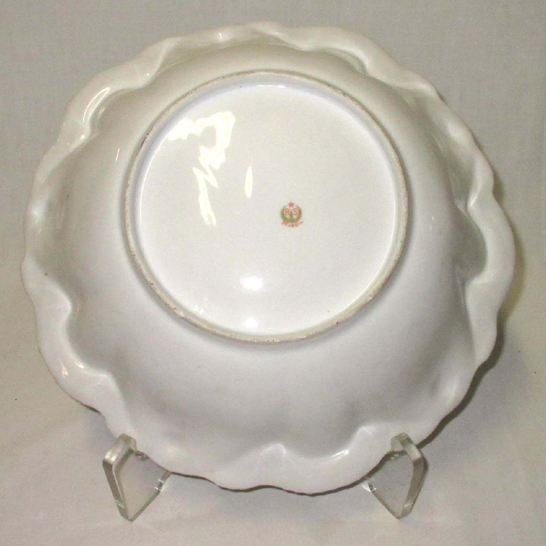 RS Prussia Red Mark Bowl - 3