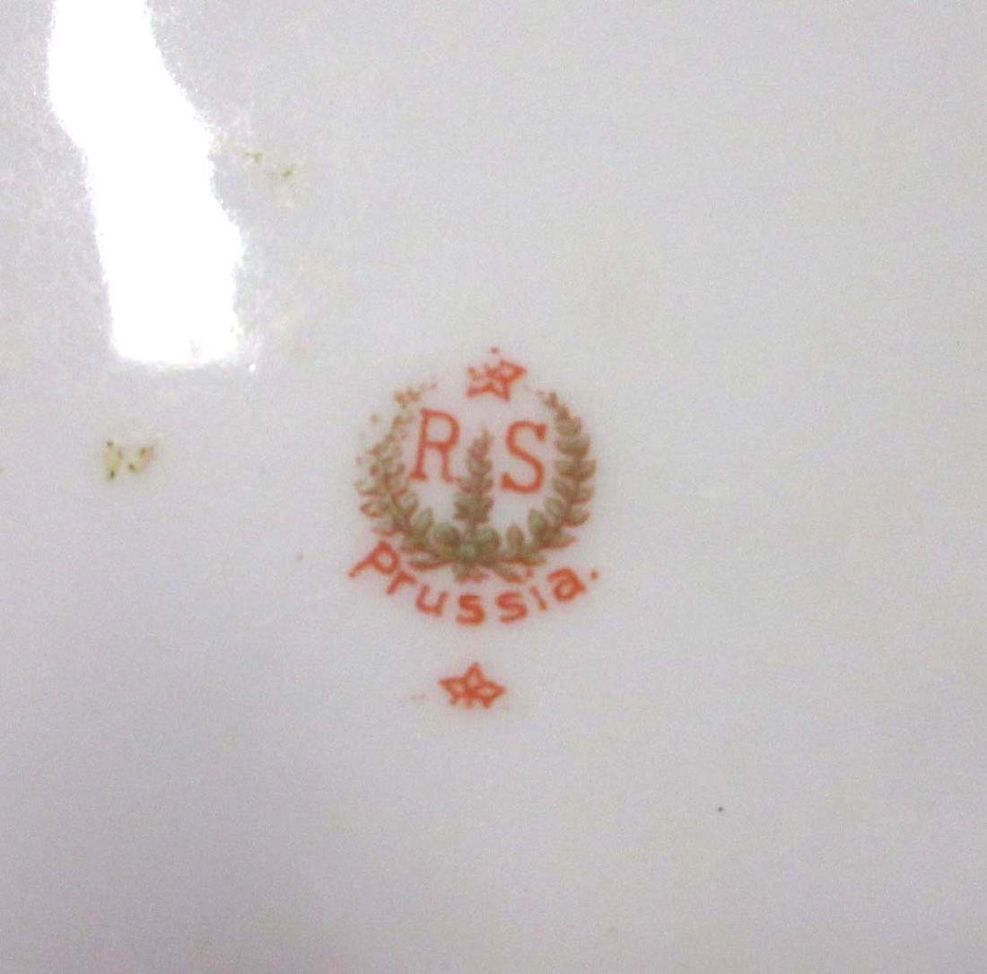 RS Prussia Red Mark Bowl - 4
