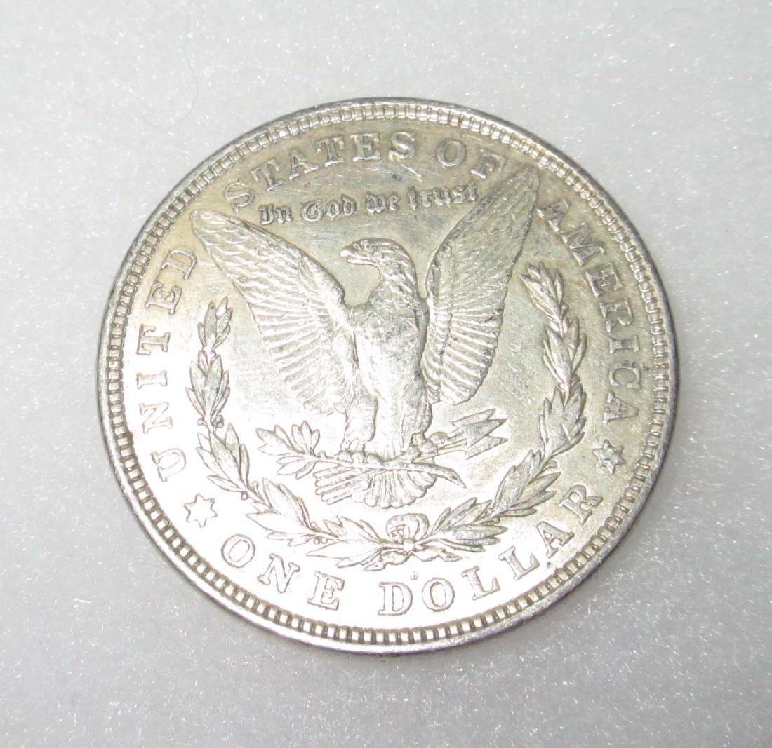 1921 US Silver Dollar - 2