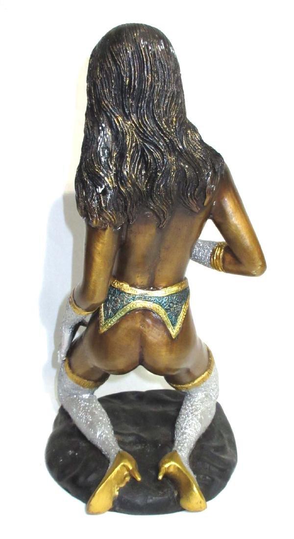 Bronze Nude Lady - 3