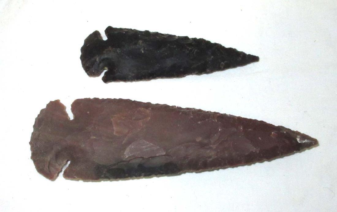 2 Arrowheads