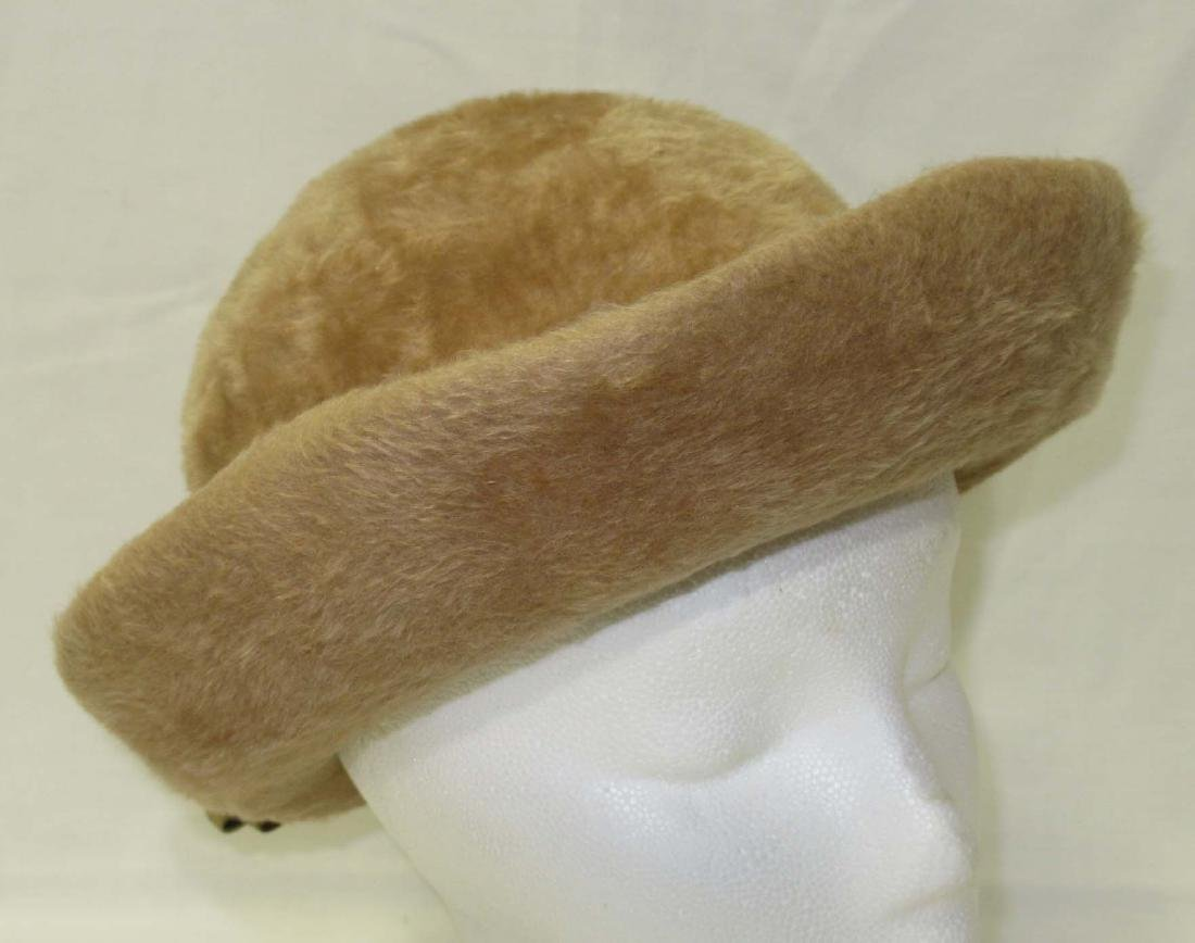Musketeer, Made In Australia, Beige Fur Felt Hat