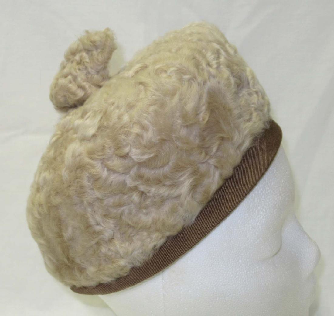 Gertrude Menczer Persian Wool Beret