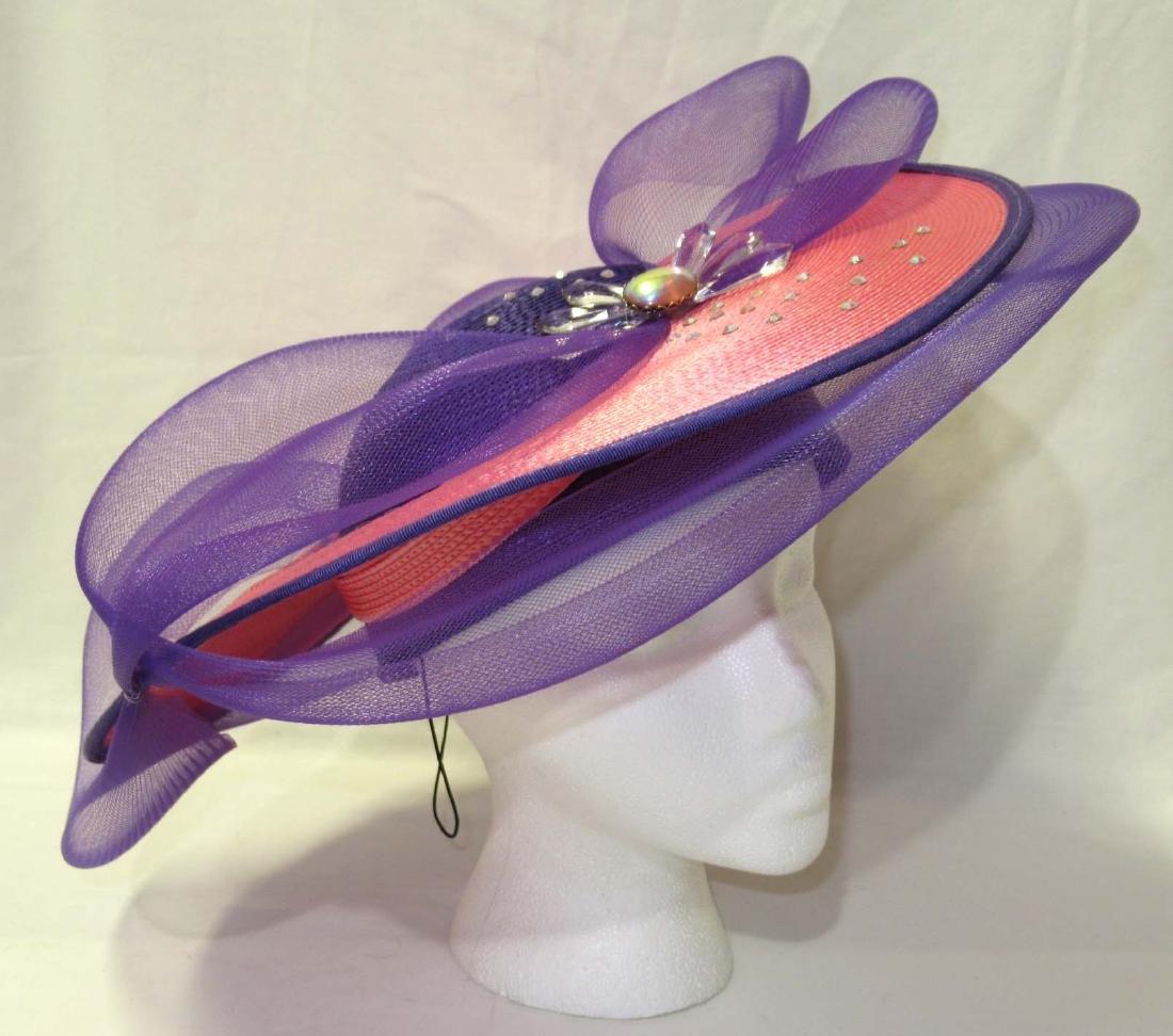 Spectacular Bellini Kentucky Derby, Garden Party Hat