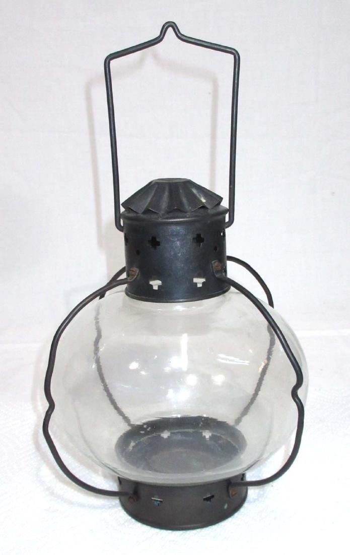 Modern Hanging Candle Lantern