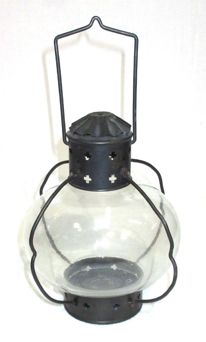 Modern Hanging Candle Lantern - 2