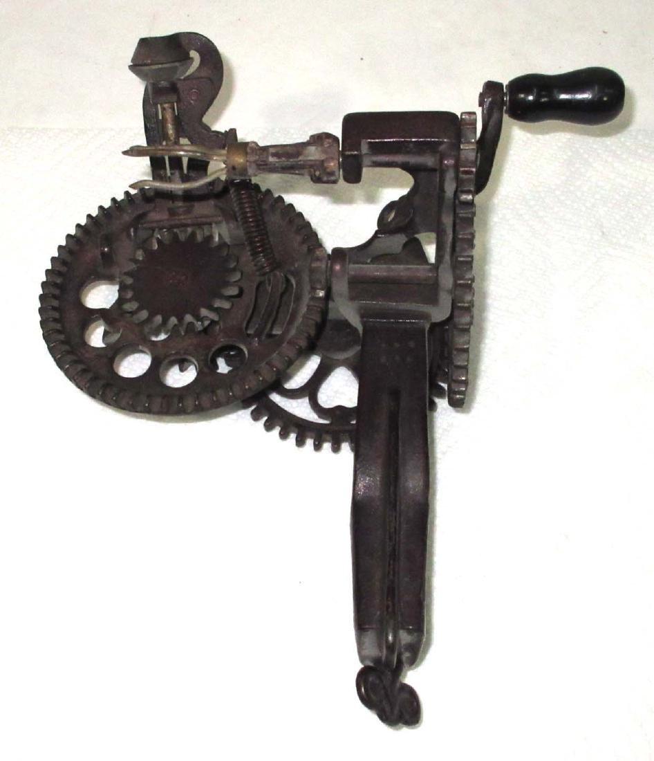 Early Sinclair Apple Peeler