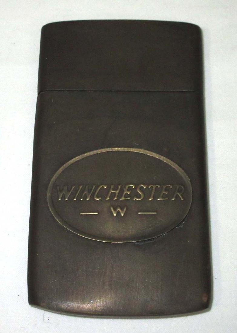 Modern Winchester Map Case