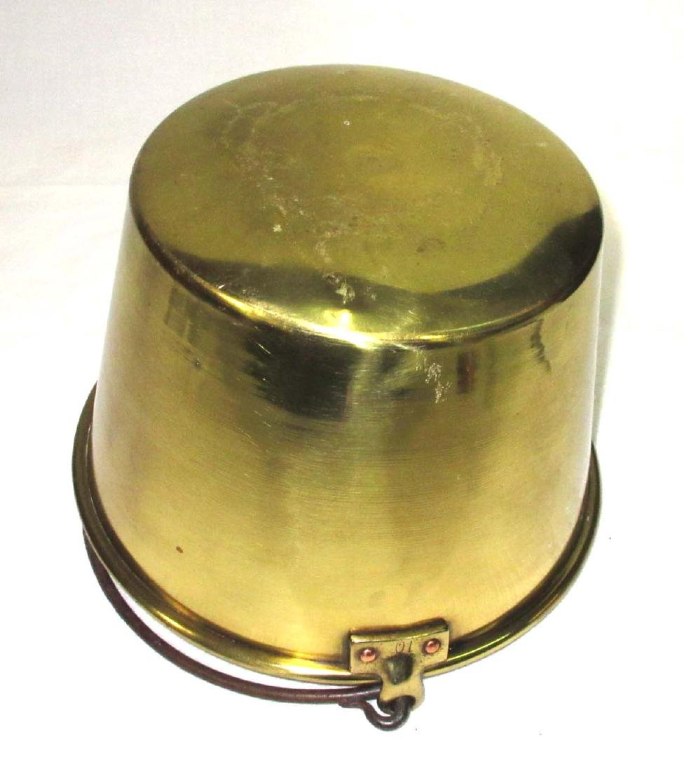 Brass Kettle - 2