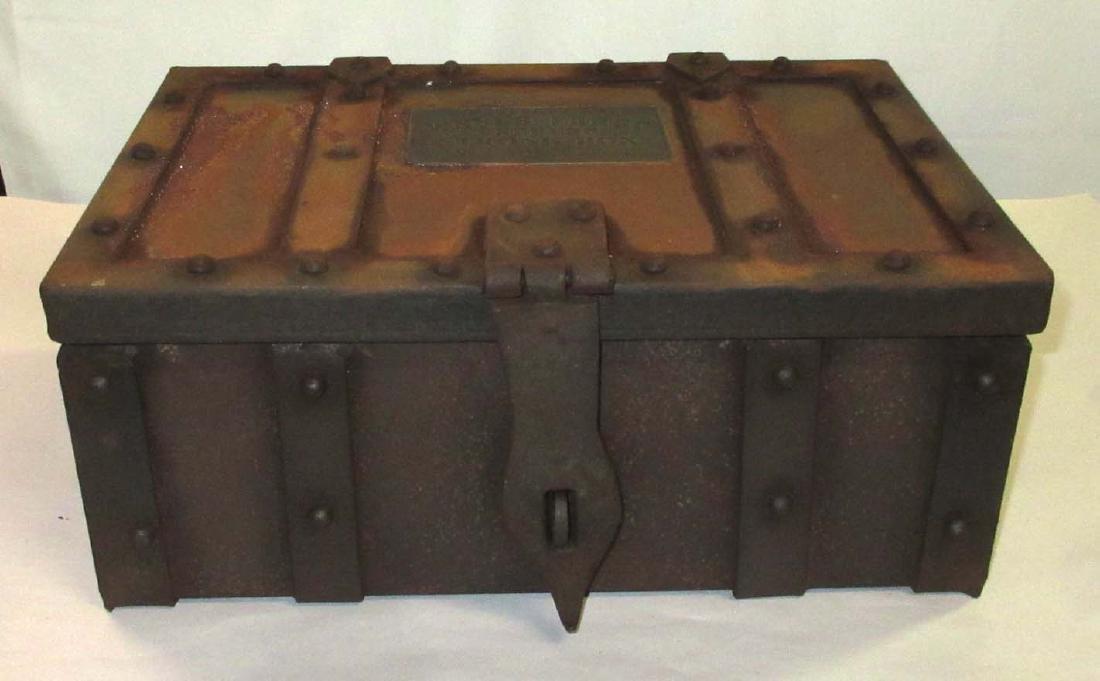 Modern Wells Fargo Strong Box