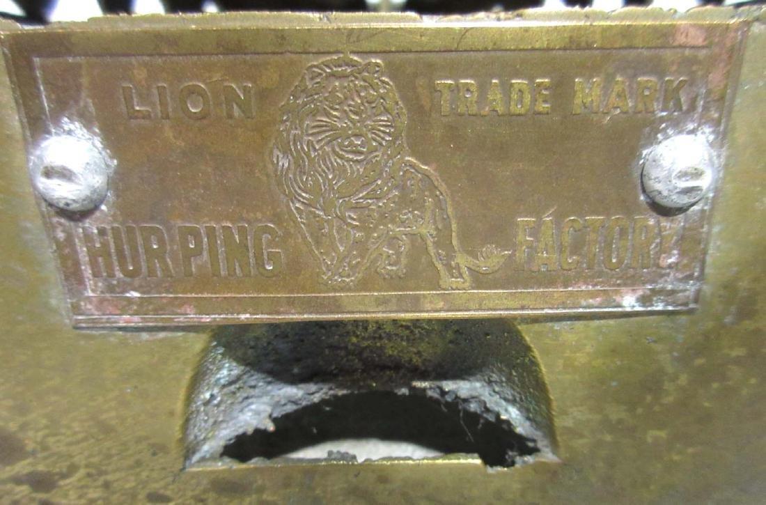 Brass Coal Iron - 4