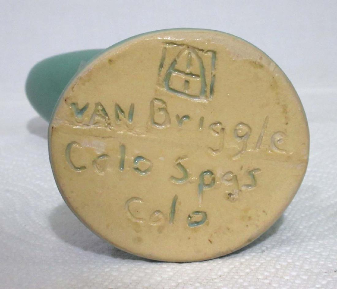 Van Briggle Vase - 3