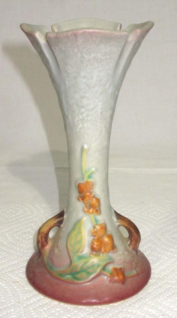 Roseville Bittersweet Bud Vase 879-7