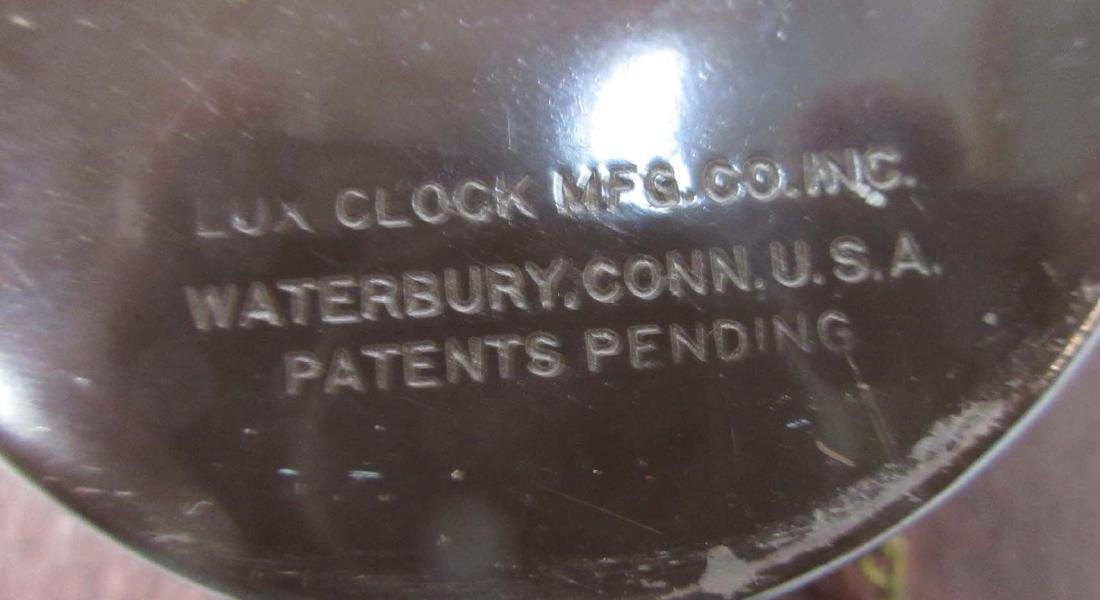 Lux Waterbury Coo coo Style Clock - 5