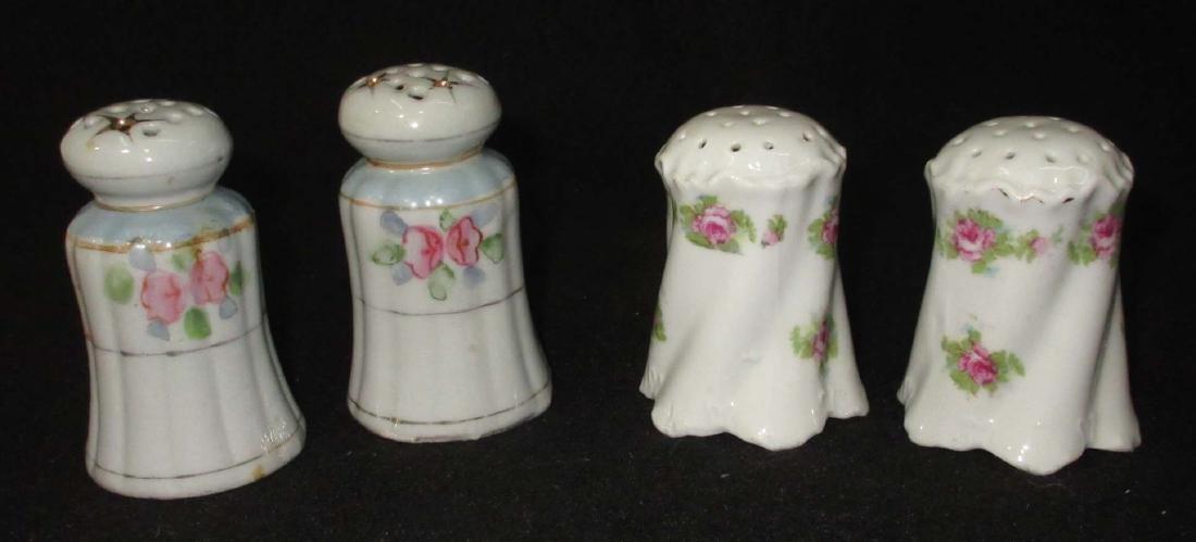 2 Pr H.P. Salt & Pepper Shakers
