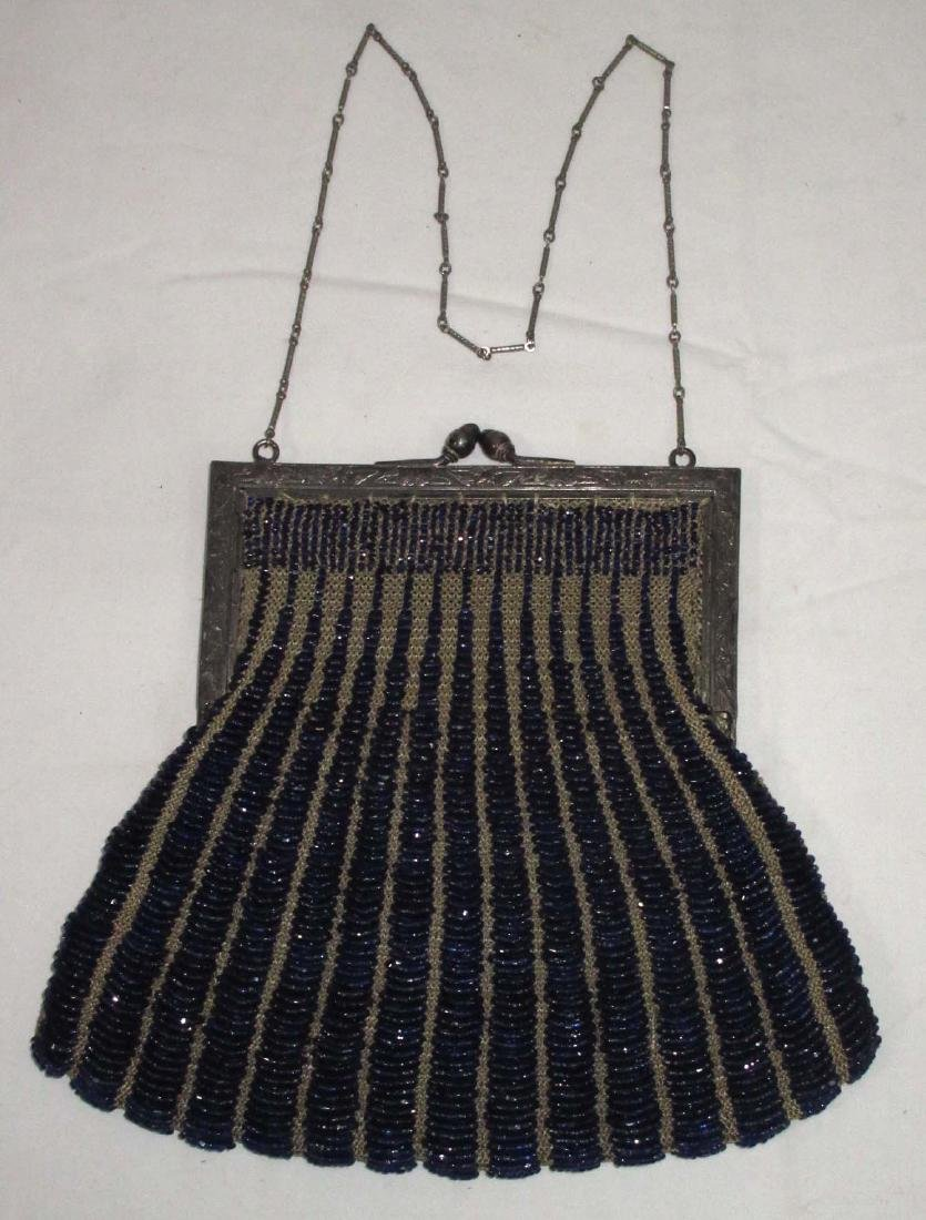 Early Beaded Purse