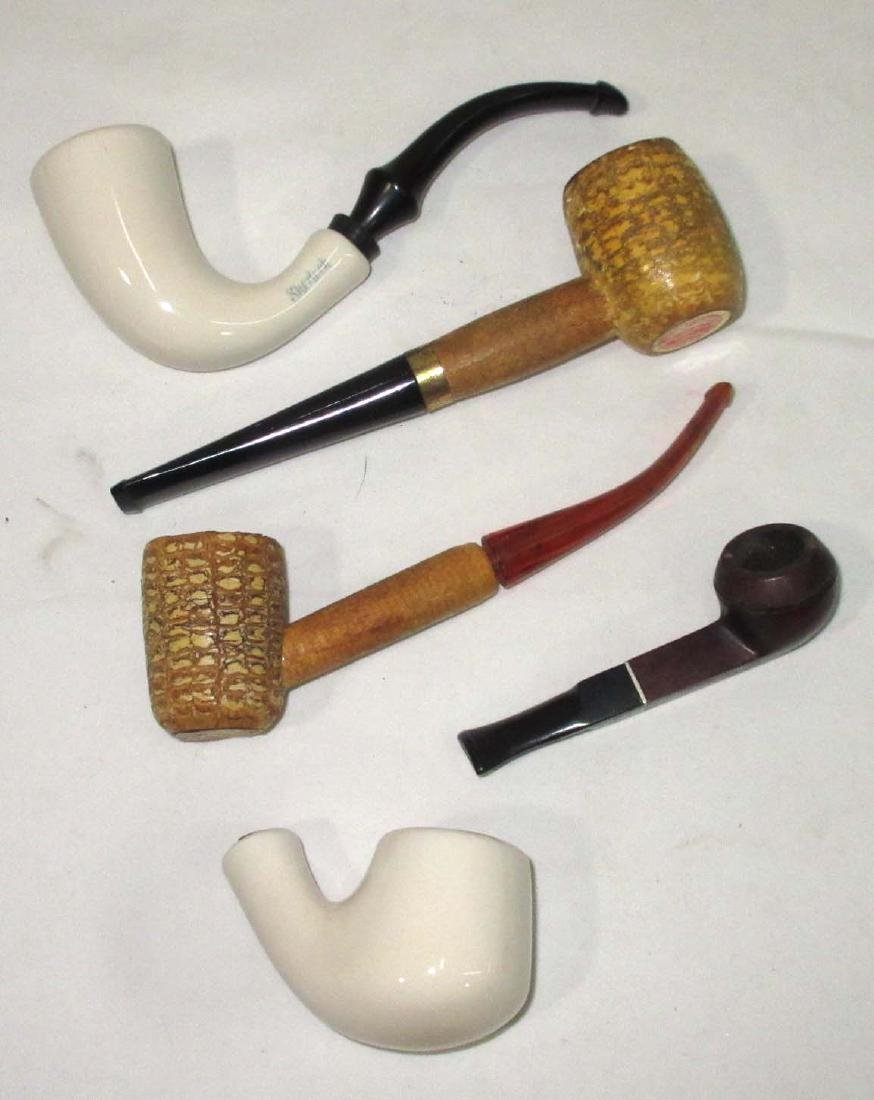 5 Tobacco Pipes