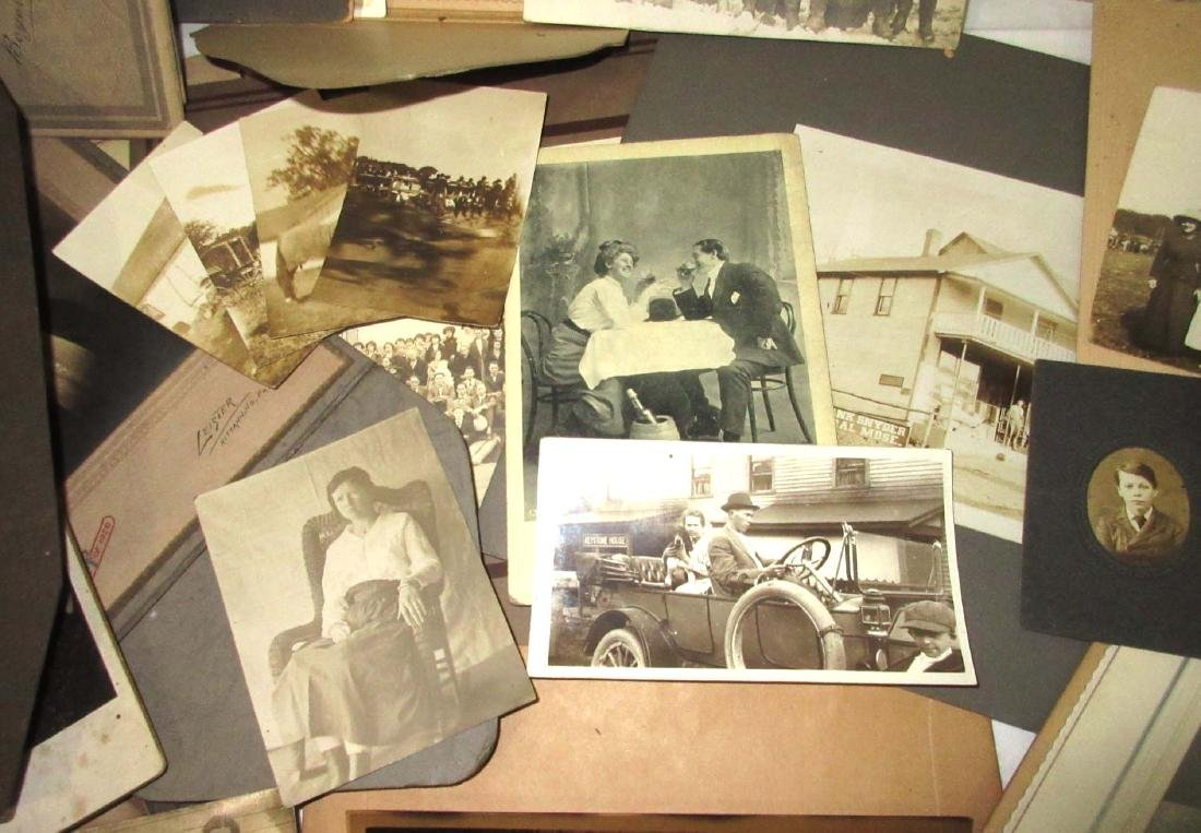 Large Lot of Early Photos - 4