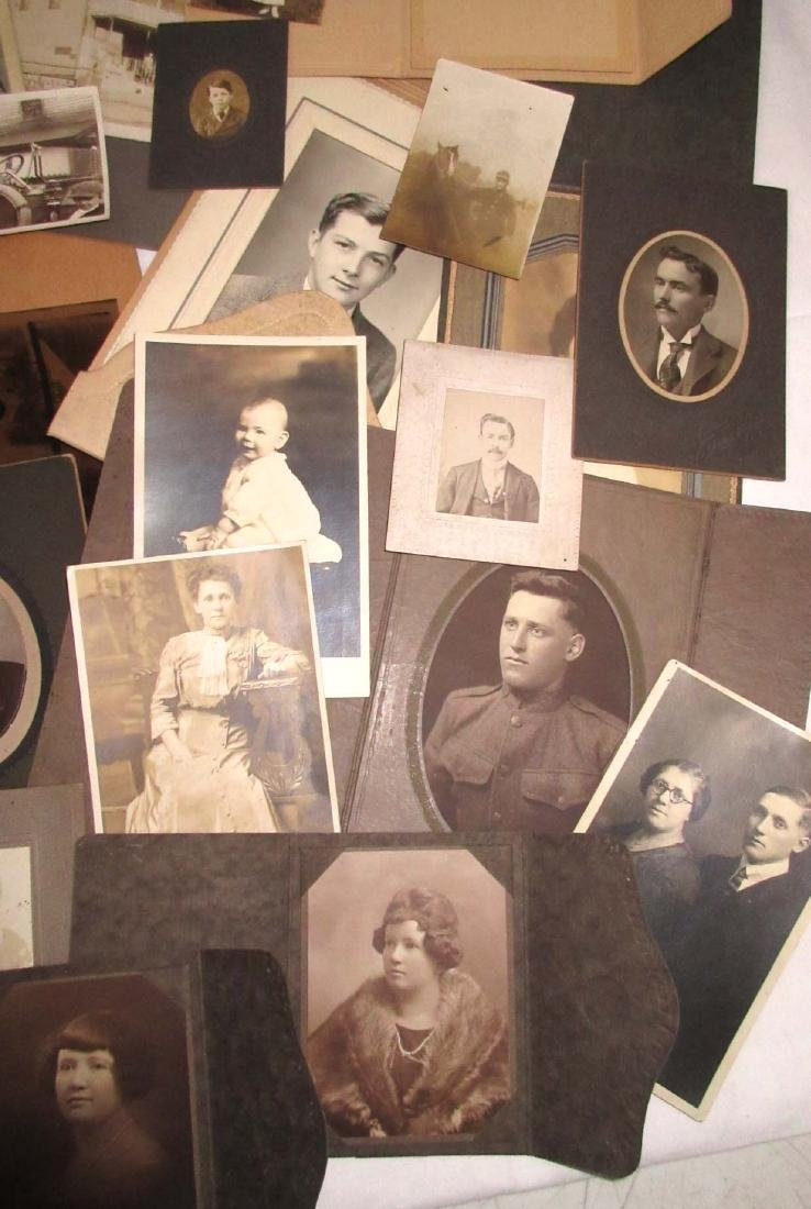 Large Lot of Early Photos - 5