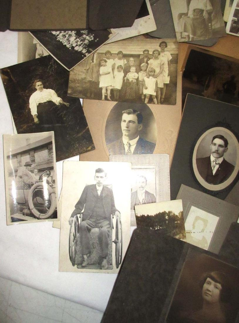Large Lot of Early Photos - 6
